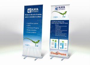 Web3D | מיתוג עסקי : KAYA