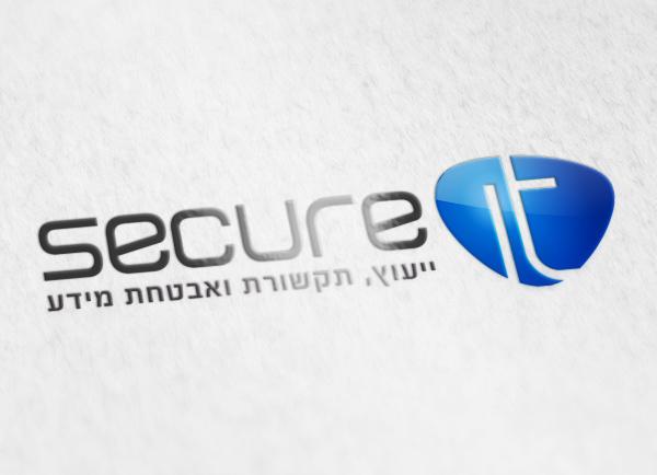 Web3D | מיתוג עסק | עיצוב לוגו: SECURE