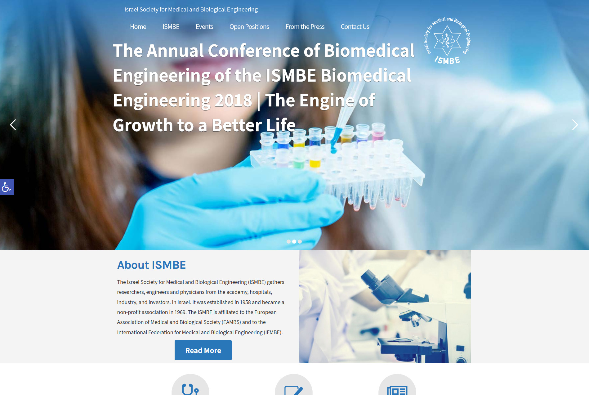 ISMBE Conference