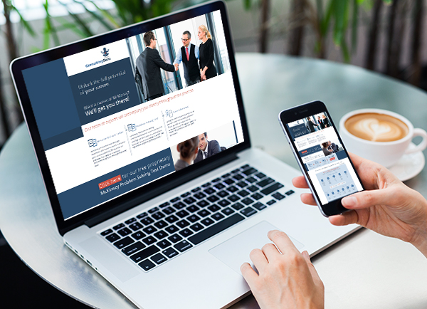 web3d, פיתוח אתר עמוד אחד, רכישת מוצרים, consultinguru