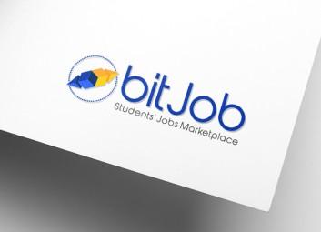 מיתוג עסקי: bitJob פרויקט